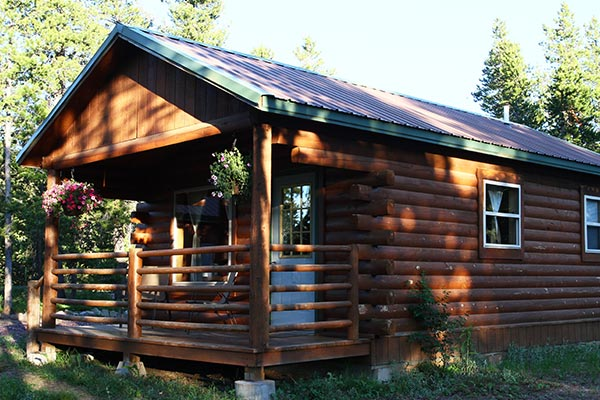 Lodging in glacier national park